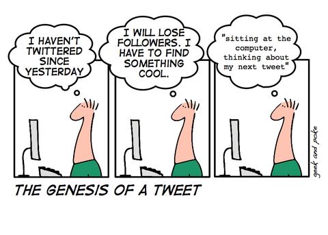 Genesi di un tweet